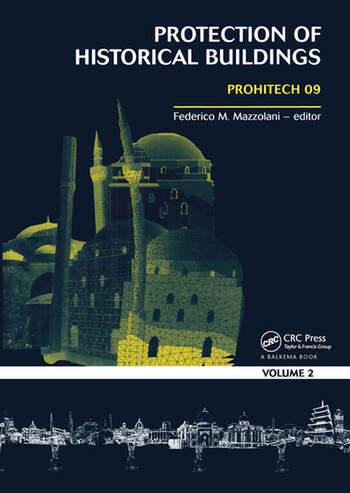 Protection of Historical Buildings, Two Volume Set PROHITECH 09 book cover