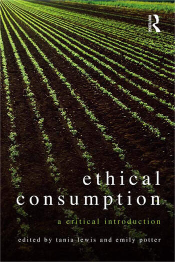 Ethical Consumption A Critical Introduction book cover