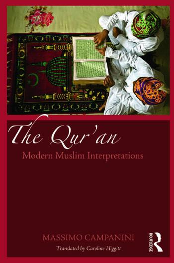 The Qur'an Modern Muslim Interpretations book cover