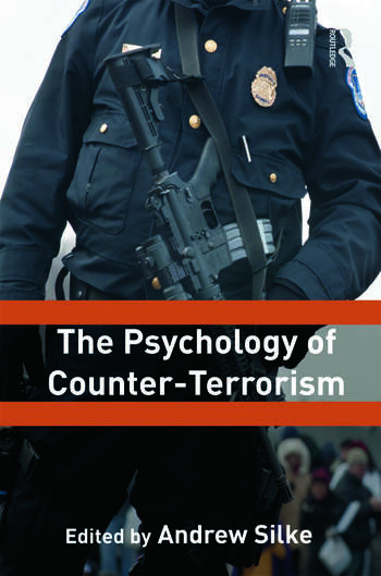 The Psychology of Counter-Terrorism book cover