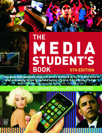 The Media Student's Book book cover
