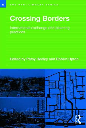 Crossing Borders International Exchange and Planning Practices book cover