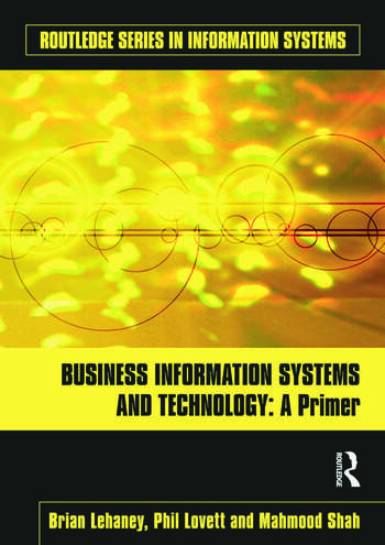 Business Information Systems and Technology A Primer book cover