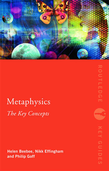 Metaphysics: The Key Concepts book cover