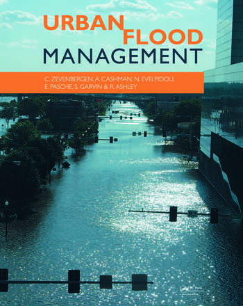 Urban Flood Management book cover