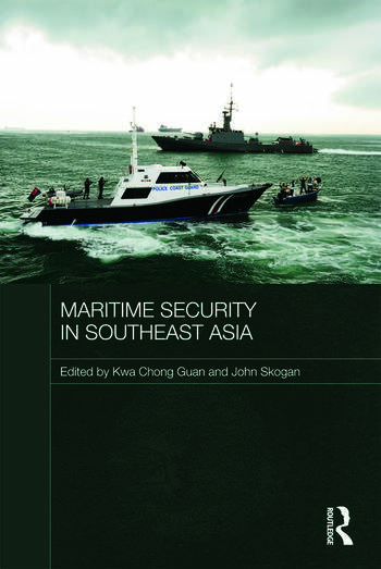 Maritime Security in Southeast Asia book cover