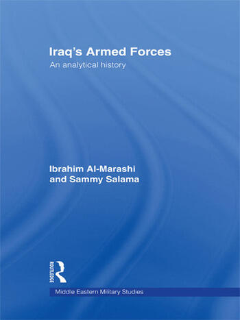 Iraq's Armed Forces An Analytical History book cover