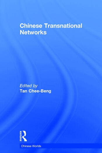 Chinese Transnational Networks book cover