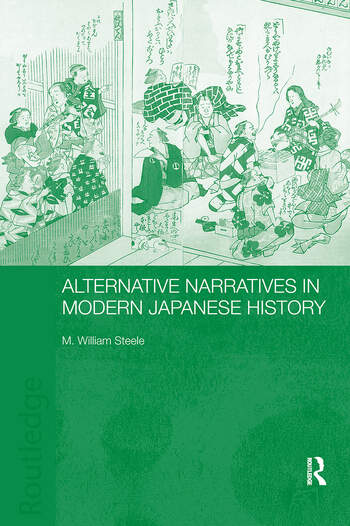 Alternative Narratives in Modern Japanese History book cover