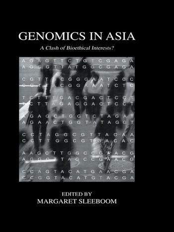 Genomics In Asia book cover