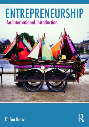 Entrepreneurship An International Introduction book cover