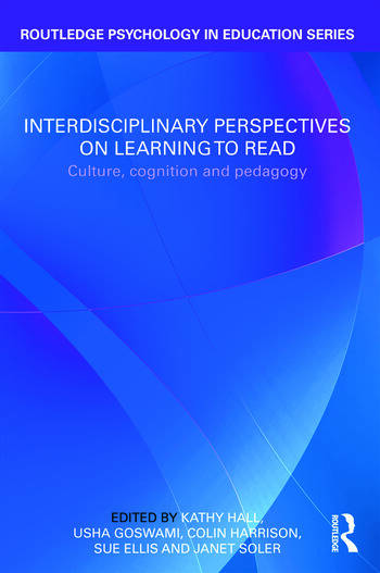 Interdisciplinary Perspectives on Learning to Read Culture, Cognition and Pedagogy book cover