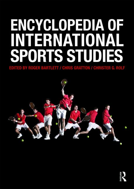Encyclopedia of International Sports Studies book cover