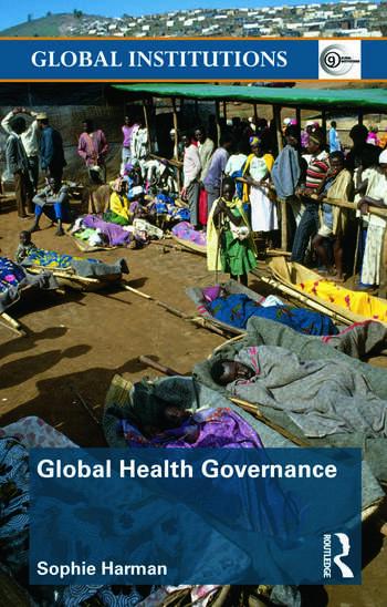 Global Health Governance book cover