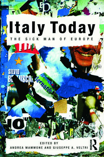 Italy Today The Sick Man of Europe book cover