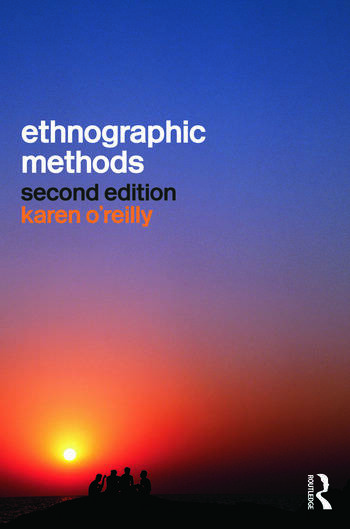 Ethnographic Methods book cover