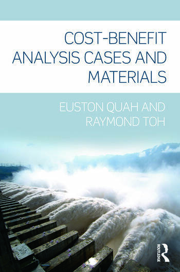 Cost-Benefit Analysis Cases and Materials book cover