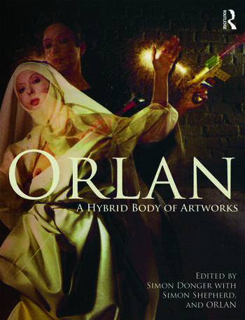 ORLAN A Hybrid Body of Artworks book cover