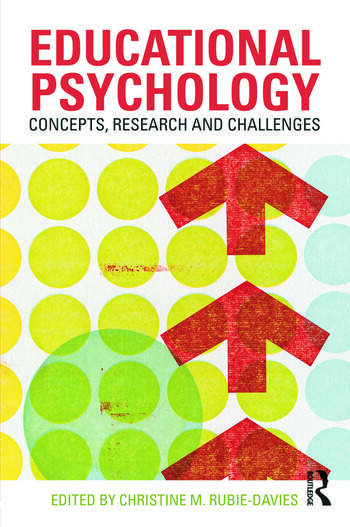Educational Psychology: Concepts, Research and Challenges book cover