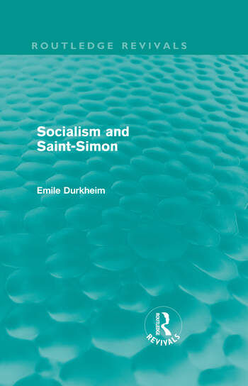 the ideas and views of emile durkheim