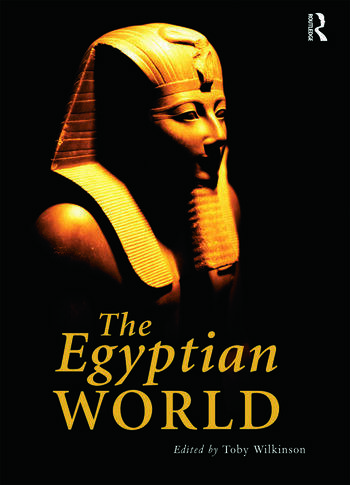 The Egyptian World book cover