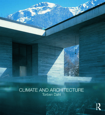 Climate and Architecture book cover