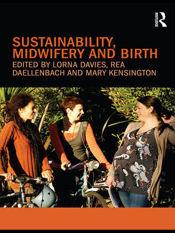 Sustainability, Midwifery and Birth book cover
