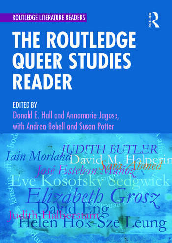 The Routledge Queer Studies Reader book cover
