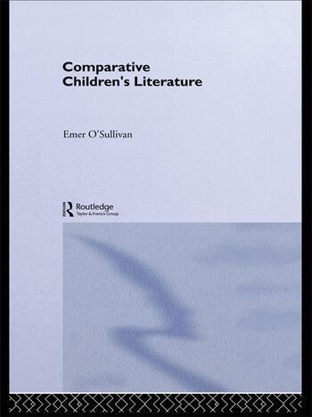 Comparative Children's Literature book cover