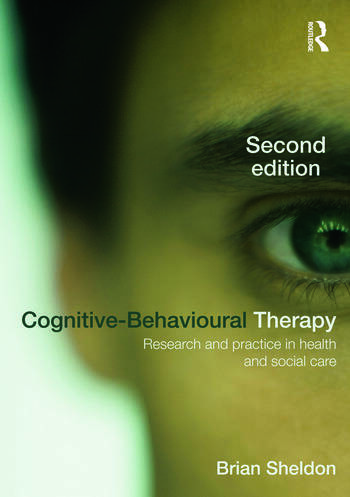 Cognitive-Behavioural Therapy Research and Practice in Health and Social Care book cover