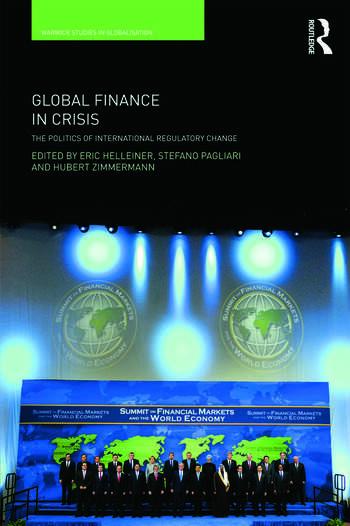 Global Finance in Crisis The Politics of International Regulatory Change book cover