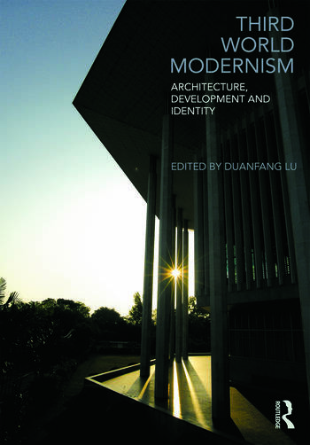 Third World Modernism Architecture, Development and Identity book cover