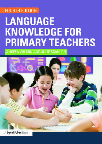 Language Knowledge for Primary Teachers book cover