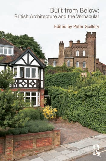 Built from Below: British Architecture and the Vernacular book cover