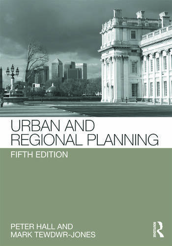 Urban and Regional Planning book cover