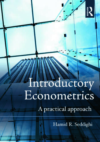 Introductory Econometrics A Practical Approach book cover