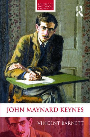 John Maynard Keynes book cover