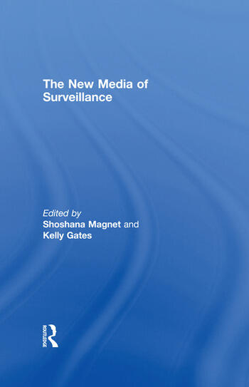 The New Media of Surveillance book cover