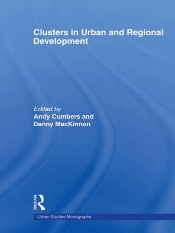 Clusters in Urban and Regional Development book cover