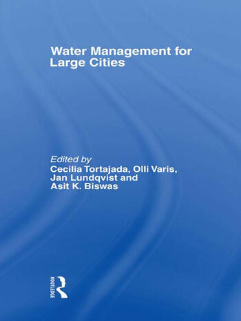Water Management in Megacities book cover