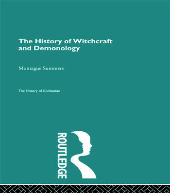 The History of Witchcraft and Demonology book cover