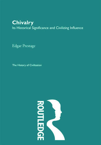 Chivalry book cover