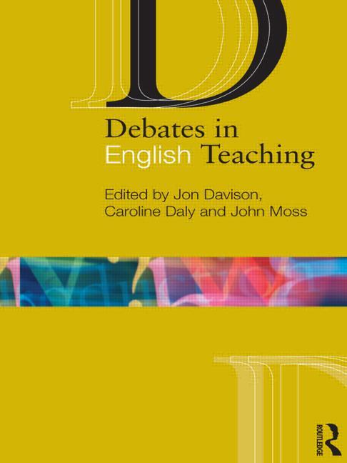 Debates in English Teaching book cover
