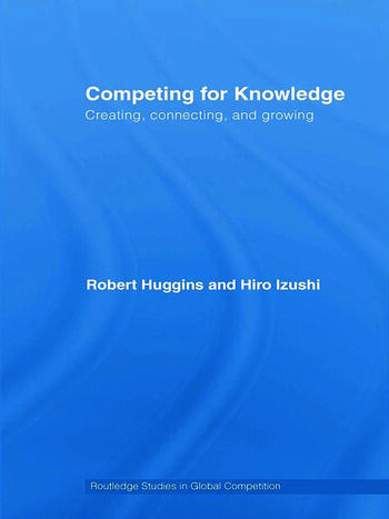 Competing for Knowledge Creating, Connecting, and Growing book cover