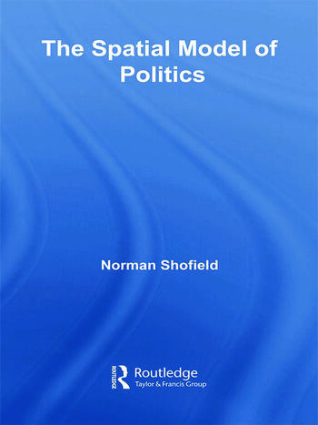 The Spatial Model of Politics book cover