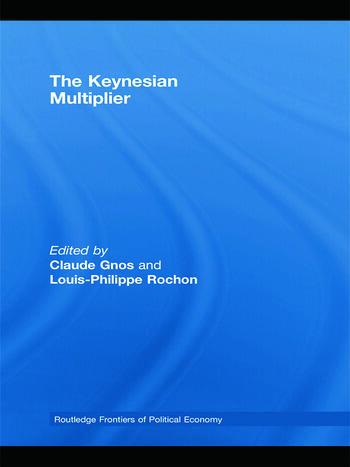 The Keynesian Multiplier book cover