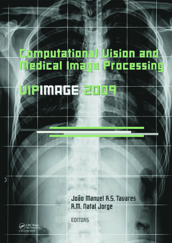 Computational Vision and Medical Image Processing VipIMAGE 2009 book cover