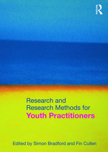 Research and Research Methods for Youth Practitioners book cover