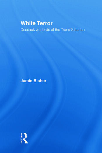 White Terror Cossack Warlords of the Trans-Siberian book cover