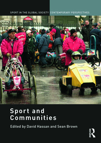 Sport and Communities book cover